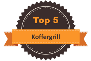 Top 5 Koffergrill