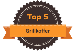 Top 5 Grillkoffer