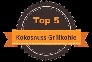 Top 5 Kokosnuss Grillkohle